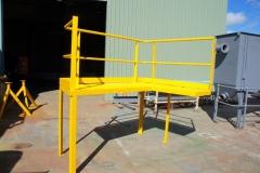 Welding platform
