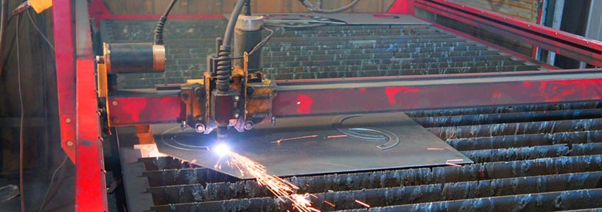 Plasma Cutting Up to 16mm Plate